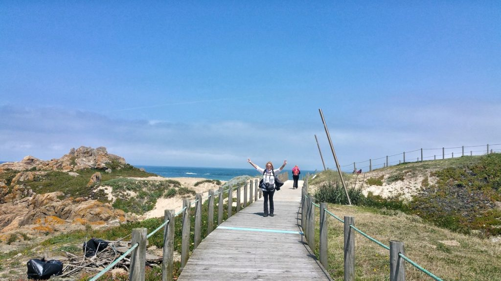 Sfârșitul începutului pe Camino