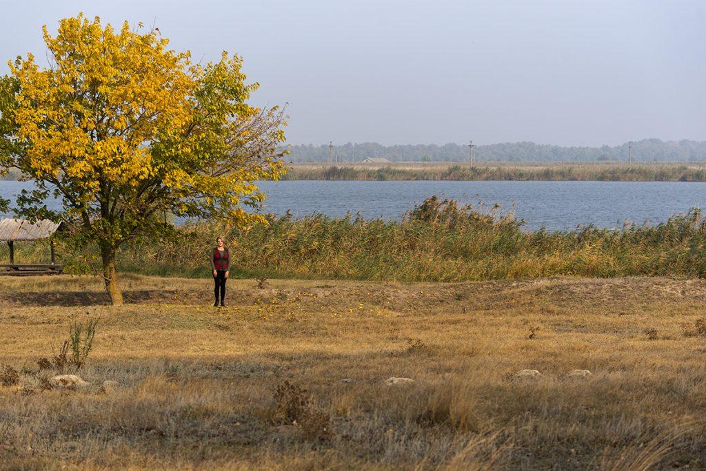 Nomadă în Dobrogea
