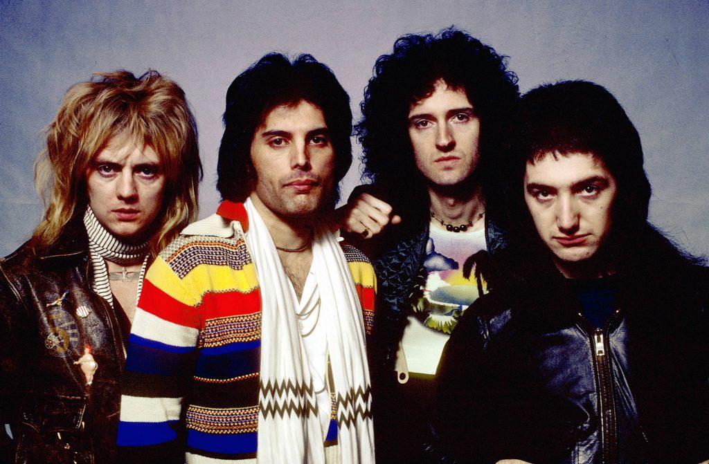 Înainte și după Freddie Mercury