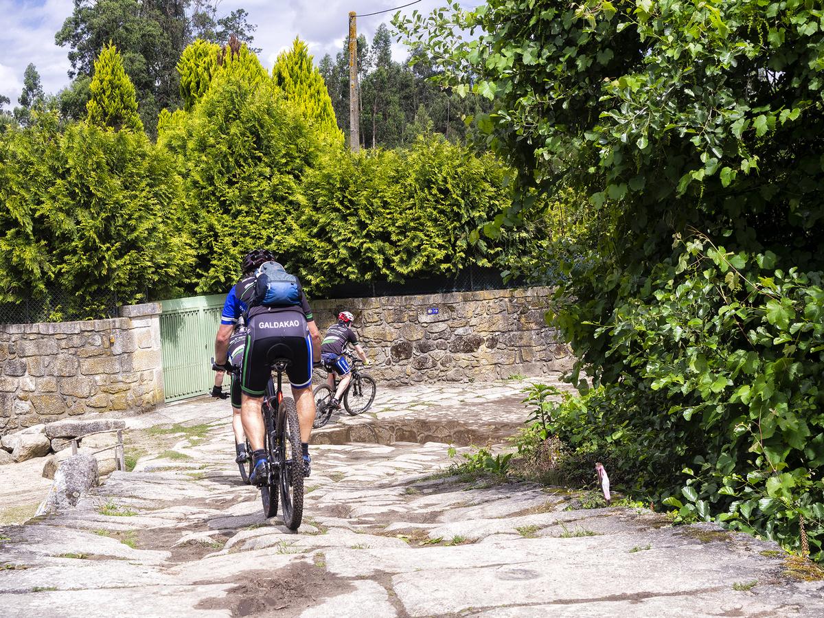 A treia zi pe Camino